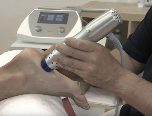Radial Pulse Therapy